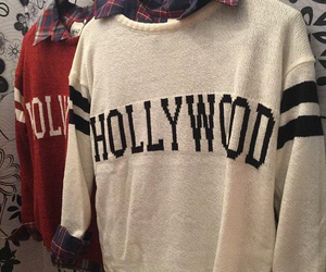 fashion, hollywood, and mode image