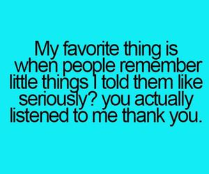 favourite, remember, and things image