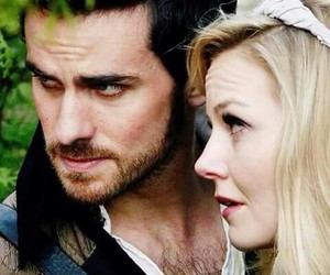 hook, emma, and once upon a time image