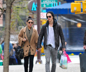 candid, couple, and austin butler image