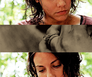 ring, the walking dead, and twd image