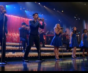 glee, victoria, and roderick image
