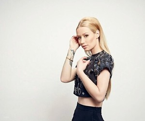 iggy azalea, blonde, and fancy image