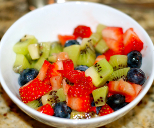blueberries, fit, and FRUiTS image