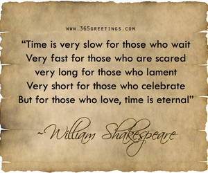 william shakespeare and love image