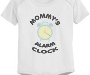 alarm, baby, and clock image