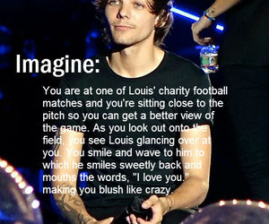 Louis Imagine  I apologise if the text is difficult to read  xx