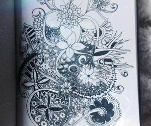 doodles, random, and at school image