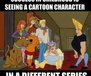 cartoon, character, and funny image