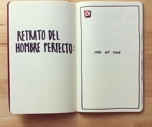 man, hombre perfecto, and perfect image