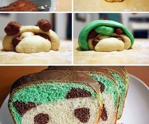 cake, panda, and diy image