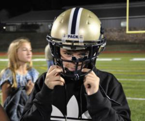 football and christian beadles image
