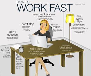 work and life image