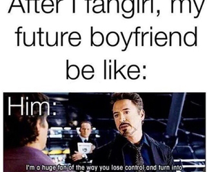 funny and fangirl image
