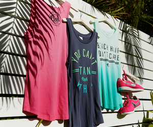 pink, summer, and vspink image
