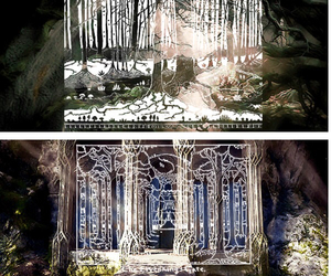 hobbit, landscape, and lord of the rings image