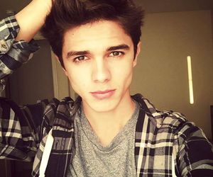 brent rivera, boy, and guy image