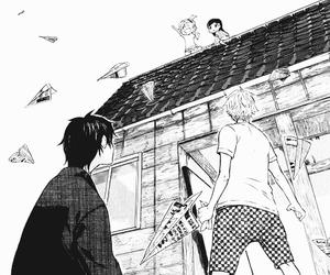 manga and barakamon image