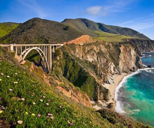 malibu, travel, and traveling image