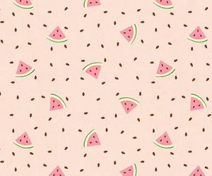 pink and watermelon image