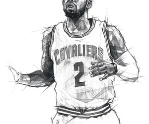 Basketball, cleveland cavaliers, and NBA image