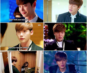 funny, lee jong suk, and the heirs image