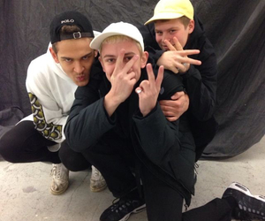 boys, yung lean, and yung gud image