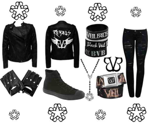fashion, outfits, and bvb image