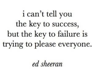 edsheeran, quote, and true image