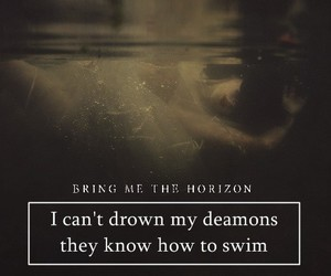 bmth, oli sykes, and music image