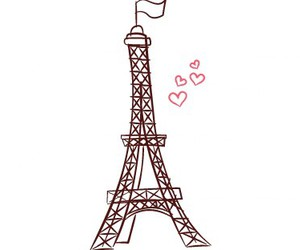 torre ifel and cute image