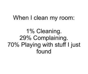 true, funny, and room image