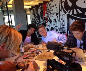 tristan evans and connor ball image