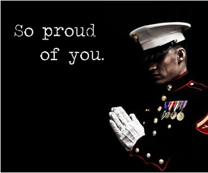 brother, military, and proud image