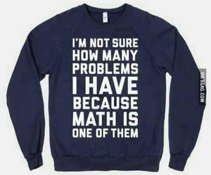 hate and math image