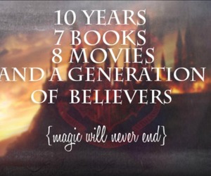 books, filme, and harry potter image