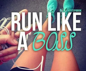 run, fitness, and boss image