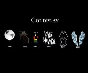coldplay, albums, and ghost stories image