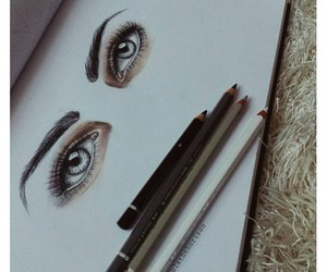 drawing, art, and awesome image