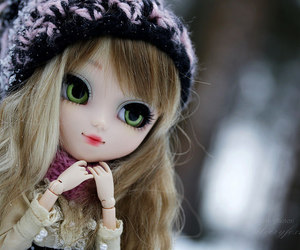 doll, toys, and pullip image