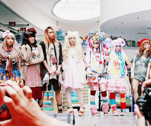 decora, gothic lolita, and japan image
