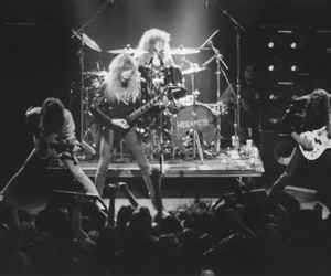 megadeth and in my darkest hour image