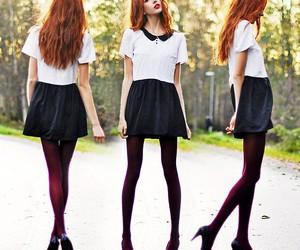 dress, fd, and girl image