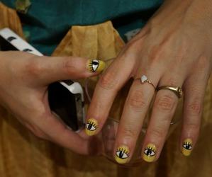 art, nail art, and retro image