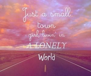 quote, Lyrics, and journey image