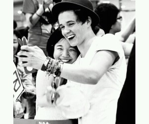 fans, bradley, and the vamps image