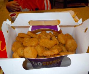 50, food porn, and McDonald's image