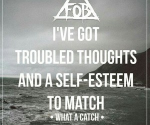 fall out boy, Lyrics, and panic! at the disco image
