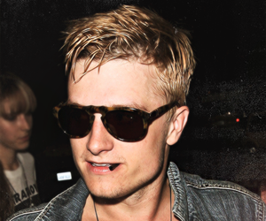 gorgeous, hunger games, and josh hutcherson image