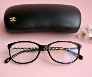 chanel and glasses image